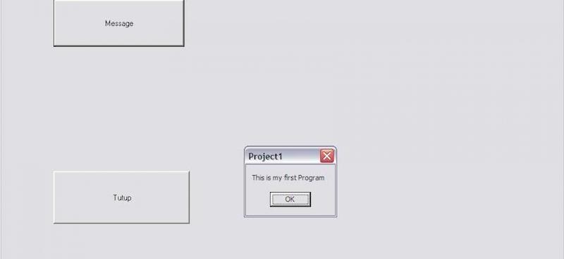 Membuat Program Sederhana Dengan Borland Delphi 7