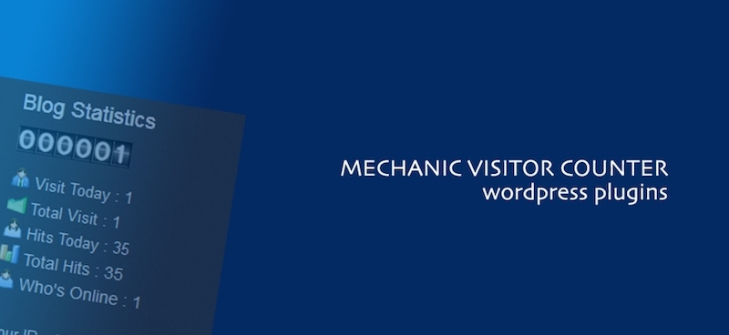 Mechanic Visitor Counter