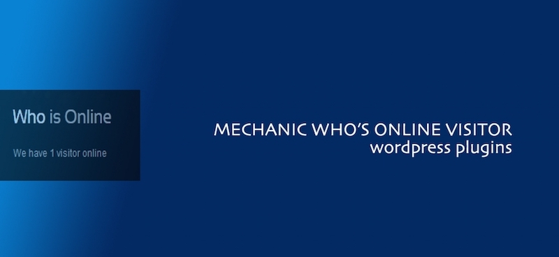 Mechanic Who is Online Visitor