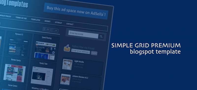 Simple Grid Premium v1.0